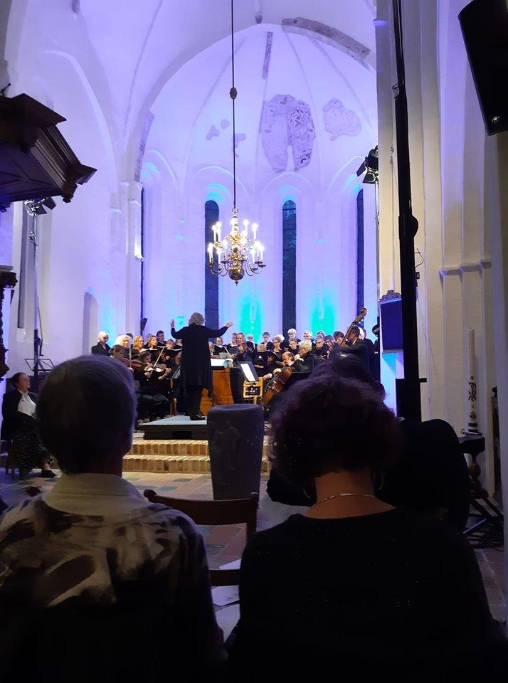 Prachtig Herdenkingsconcert