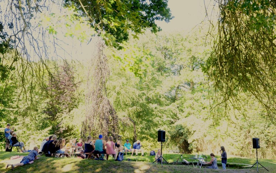 Heerlijke Zangmiddag In Park Vijversburg