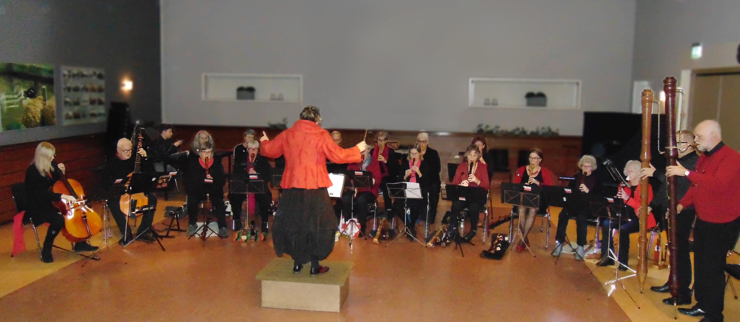 Repetities Rembrandtproject In Volle Gang